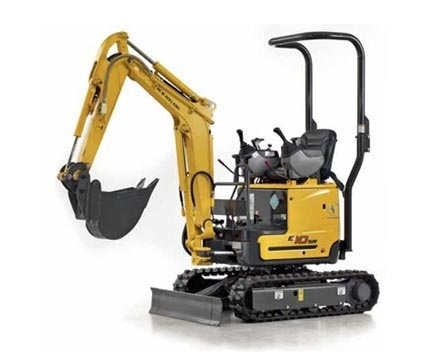 New Holland E10SR Mini Crawler Excavator Service Repair Manual Download