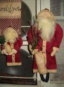#454 Prim Santas e pattern