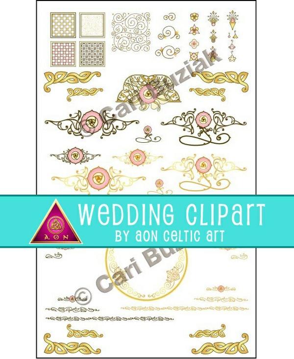 "Aon Wedding Stationery - ""Vine and Roses"""