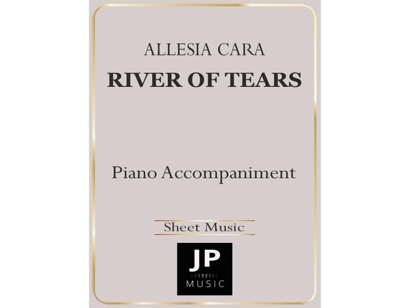 River Of Tears - Piano Accompaniment