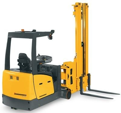 Jungheinrich Electrical Three-sided Forklift Truck EFX 410, EFX 413 Workshop Service Manual