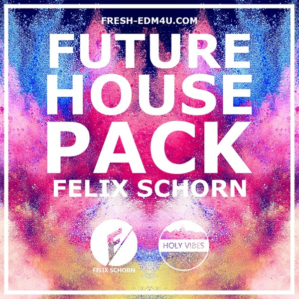 Felix Schorn - Future House Pack - 1 Construction Kit - Massive Presets