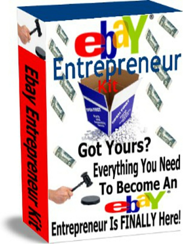 eBay Entrepreneur Kit PDF eBook Plus Extras!! Including Resell Rights