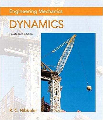 Engineering Mechanics: Dynamics (14th Edition) ( PDF, Instant download )
