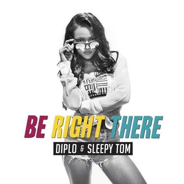 "Diplo & Sleepy Tom - ""Be Right There"" (Piano Midi)"