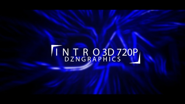 ♠Intro♠ - ♠Texto 3D♠1080p60fps♠ (ORDEN ON)
