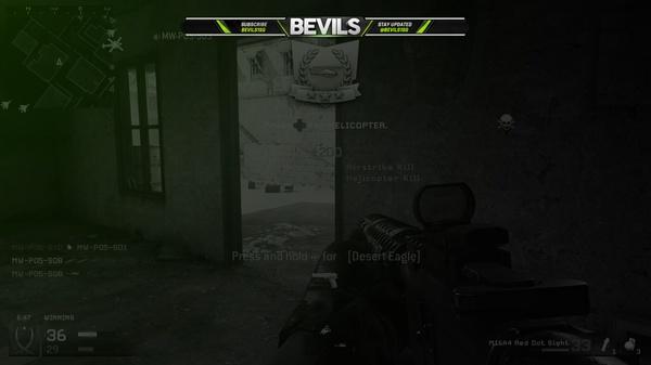 Bevils Overlay