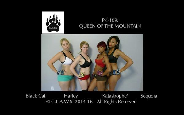 PK-109: Queen of the Mountain