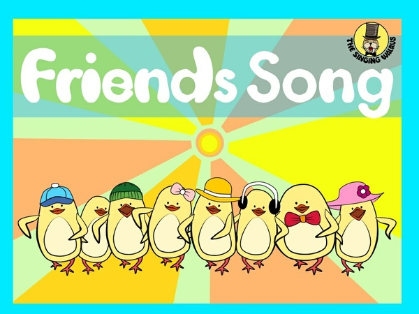 Friends Song Video (mp4)