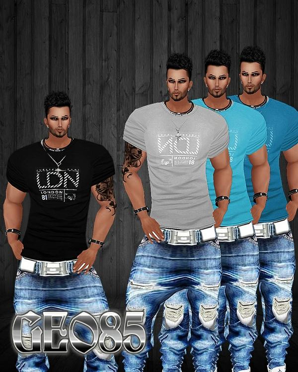 T-shirt LDN