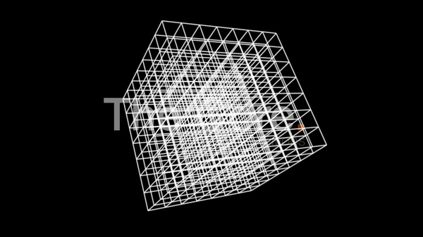 00078-CUBE-10-spin-1 HD 30fps by The Core