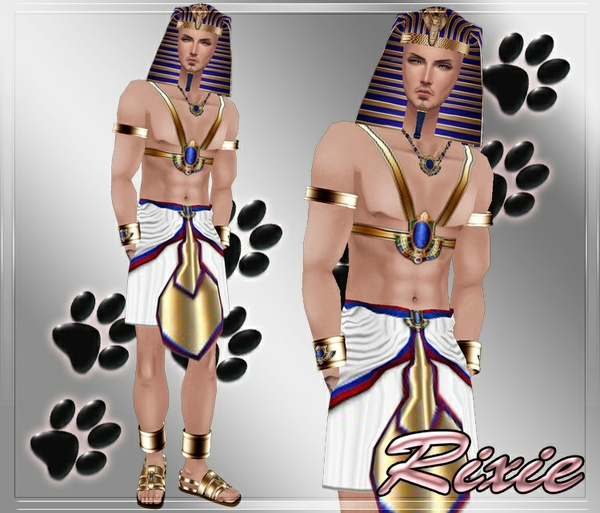 King Tut Set. Limited Only to 7 ppl 1/7