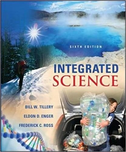 Integrated Science 6th Edition  ( PDF , Instant download )