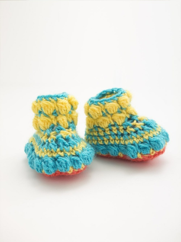 Puff St. Booties