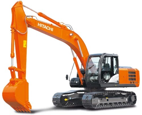 Hitachi EX200 EX200LC Hydraulic Excavator Parts List Download