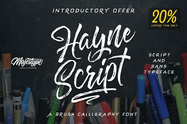 Hayne Script