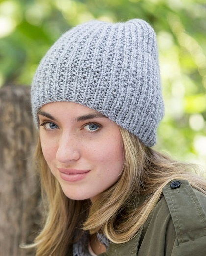 Kimberly's Easy Beanie
