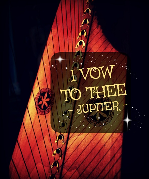 106 - I VOW TO THEE -JUPITER-  PACK