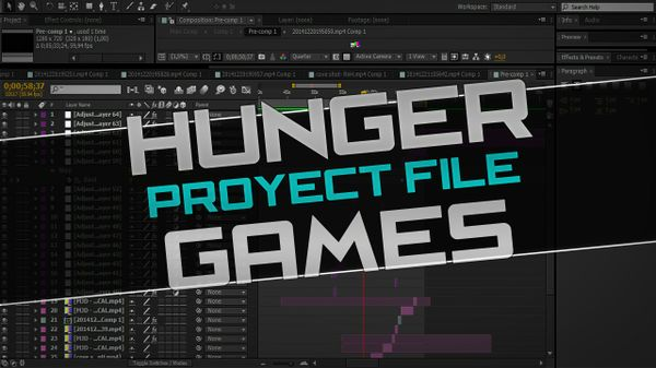 Hunger Games Project File