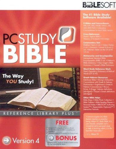 PC Study Bible VERSION 4