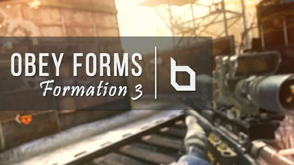 Obey Forms - Formation 3 Project File