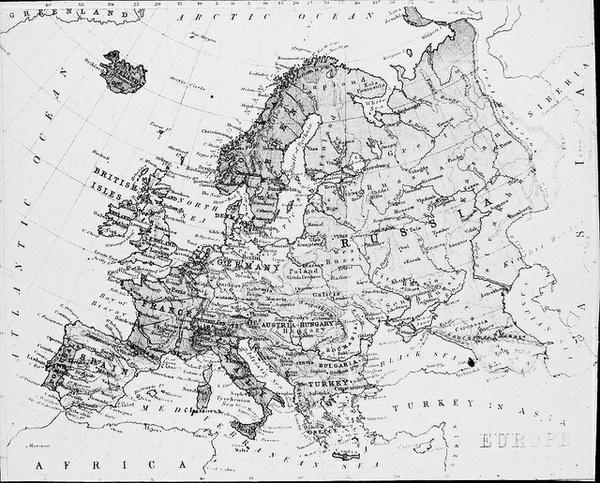 Audilibro: Artículos de costumbre : La calamidad europea