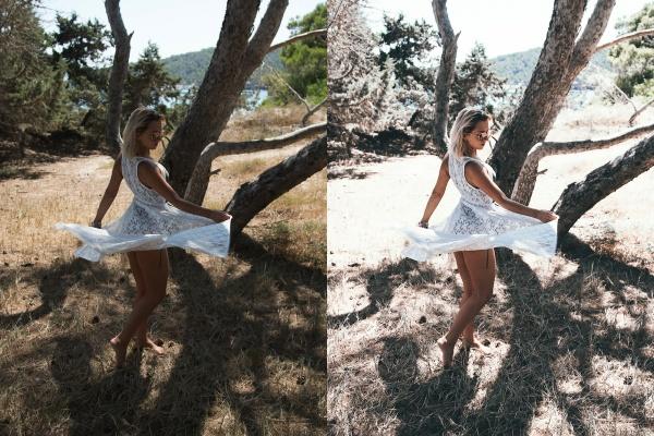 Ibiza White presets