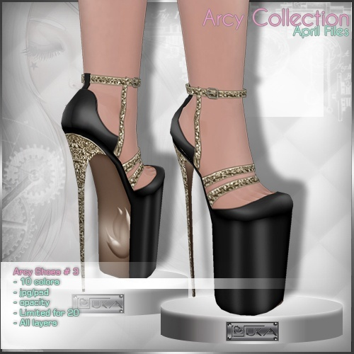 2015 Arcy Shoes # 3