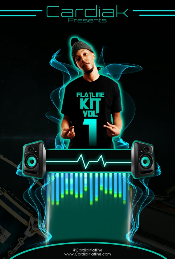 Cardiak The Flatline Kit Vol. 1