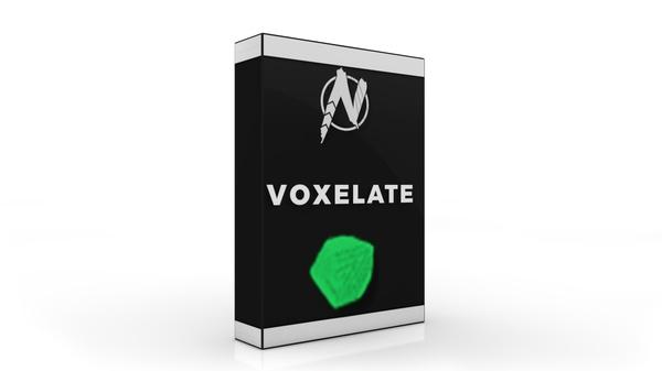 Voxelate - Cinema 4D Plugin