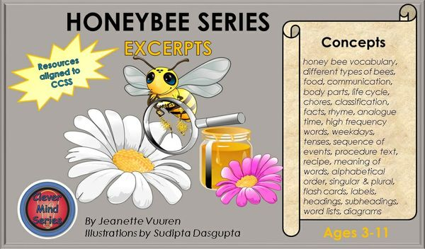 HONEYBEE SERIES EXCERPTS