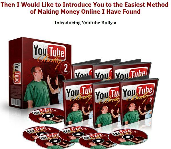 Youtube Bully 2 Cash System