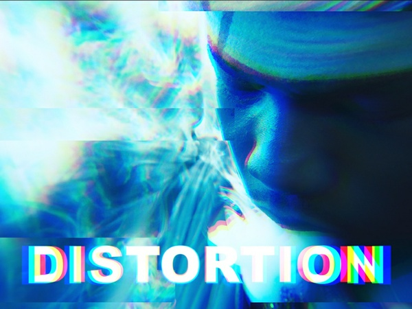 RGB DISTORTION MUSIC VIDEO EFFECTS VOL. 1