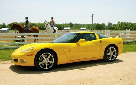 CHEVY CHEVROLET CORVETTE SERVICE REPAIR MANUAL 2005-2009 DOWNLOAD