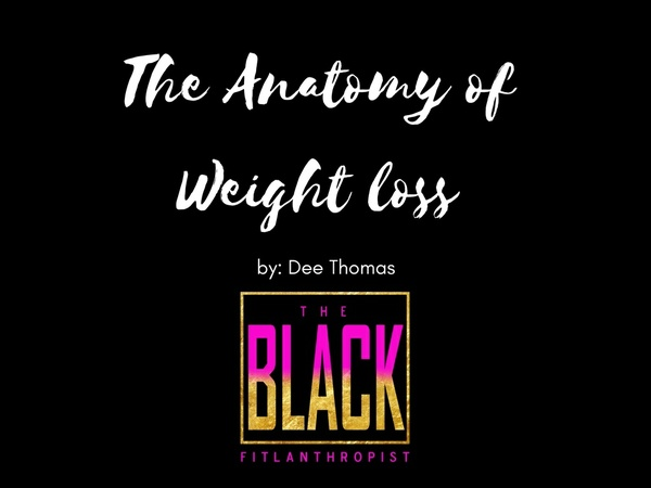 The Anatomy of Weight Loss