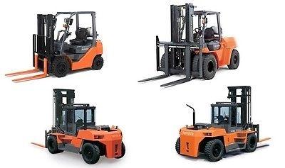 Toyota Forklift 4FG10, 4FG14, 4FG15, 4FG18, 4FG20, 4FG23, 4FG25 Model Series Service Repair Manual