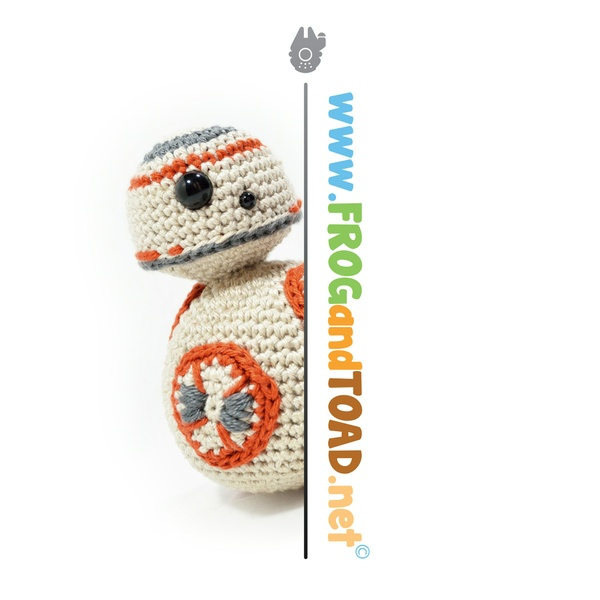BB8 - FROGandTOAD Créations ©