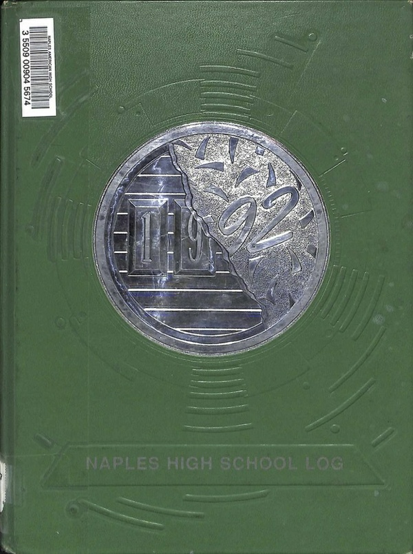 Naples High School Log 1992