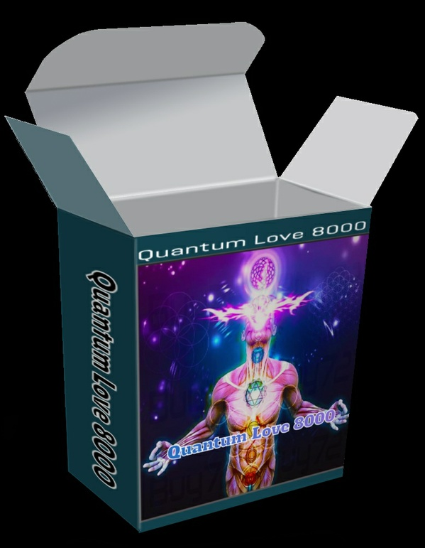 Quantum Love 8000 Power Digital Talisman