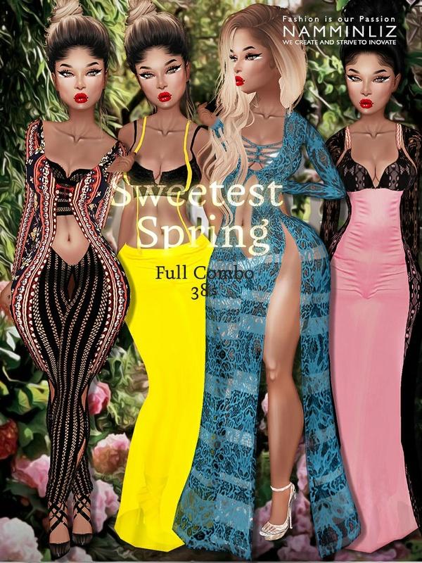 Sweetest Spring full combo ( textures JPG )