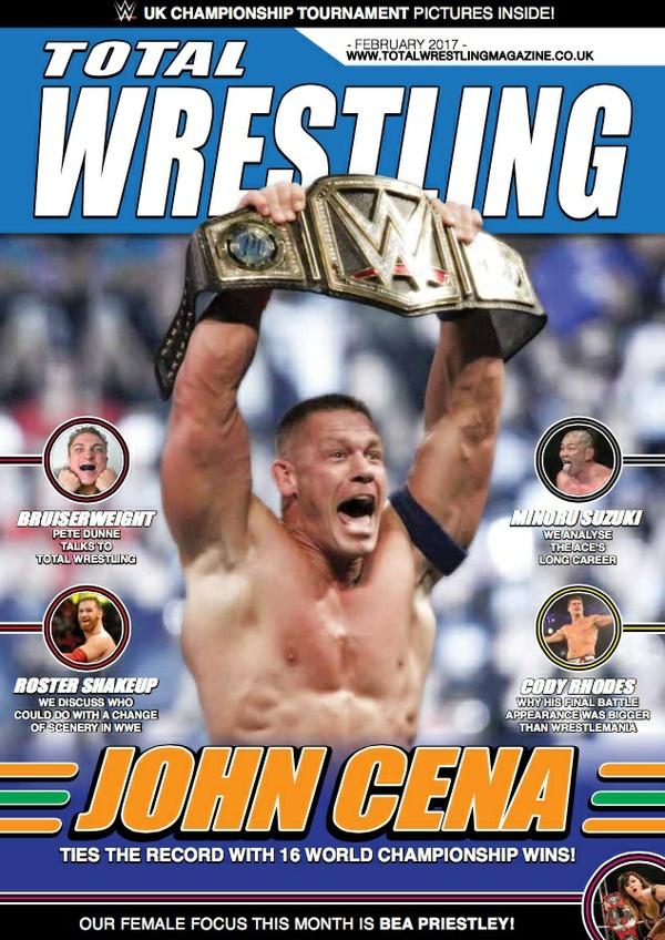 Total Wrestling Magazine February 2017