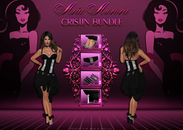 Cristin Bundle,Resell Right!!