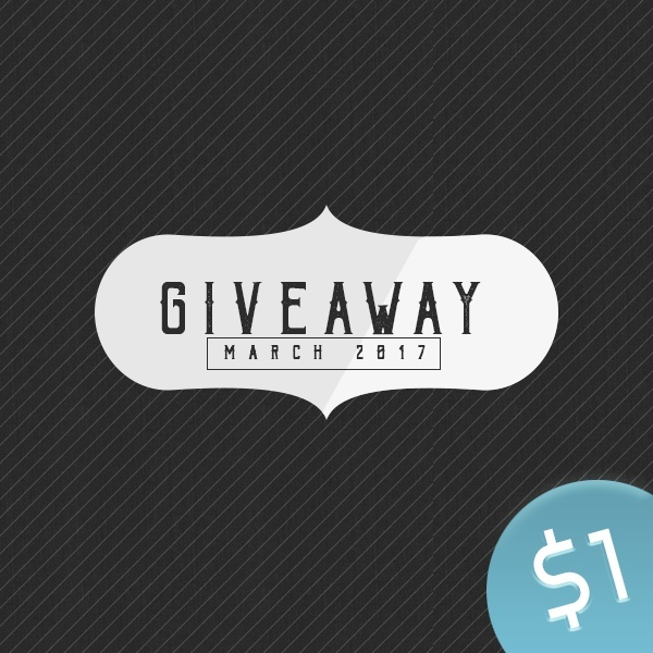 March 2017 Giveaway