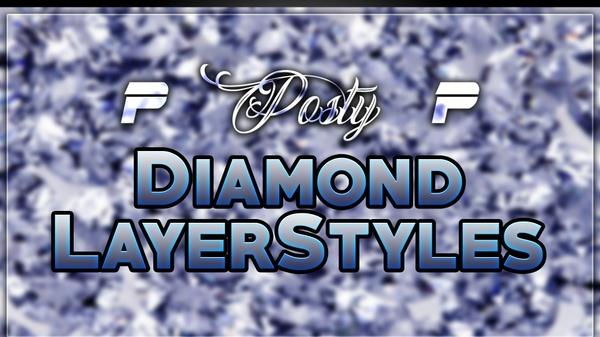 Posty's Diamond Layerstyle Pack.