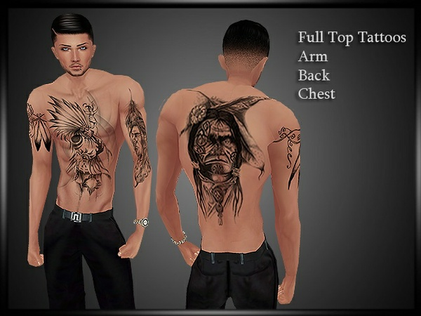 Top Tattoos Pack Files 2