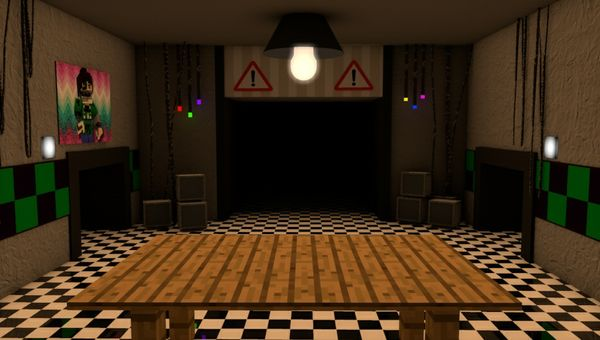FNAF STAGE TEMPLATE BY T5UB4SA