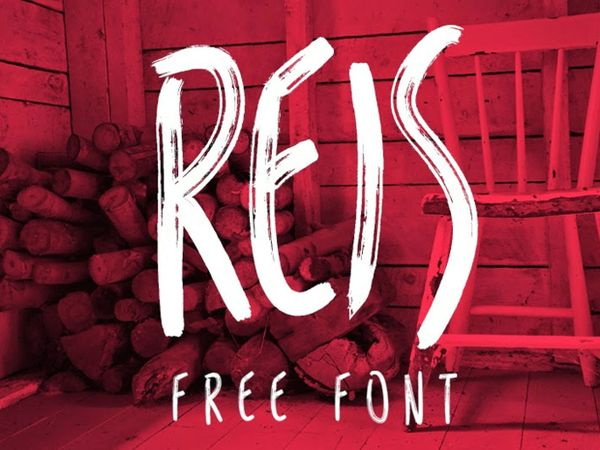 REIS FREE FONT