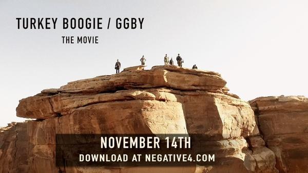 Turkey Boogie / GGBY: B.A.S.E. Jumping & Highline Festivals (The Documentary)