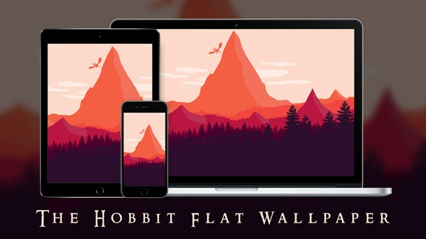 """""""The Lonely Mountain"""" 