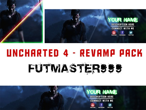 Uncharted 4 - Revamp Pack